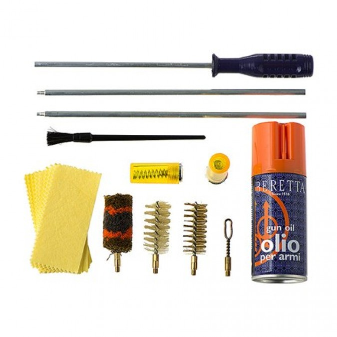 Beretta Essential Cleaning Kit 12ga