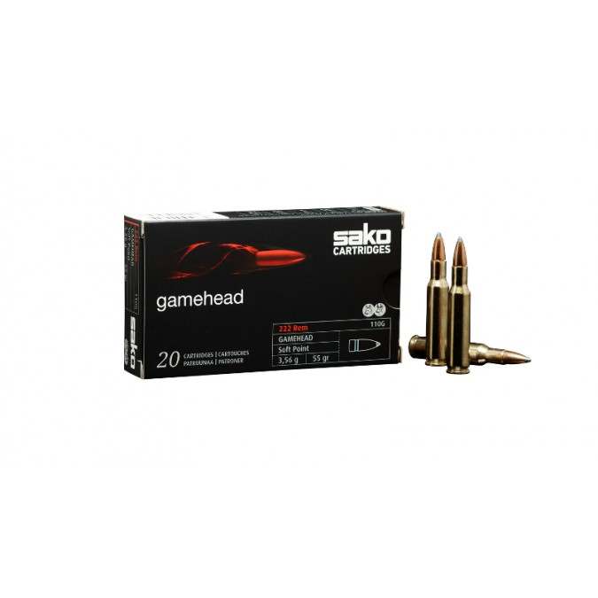 Sako Gamehead Ammunition