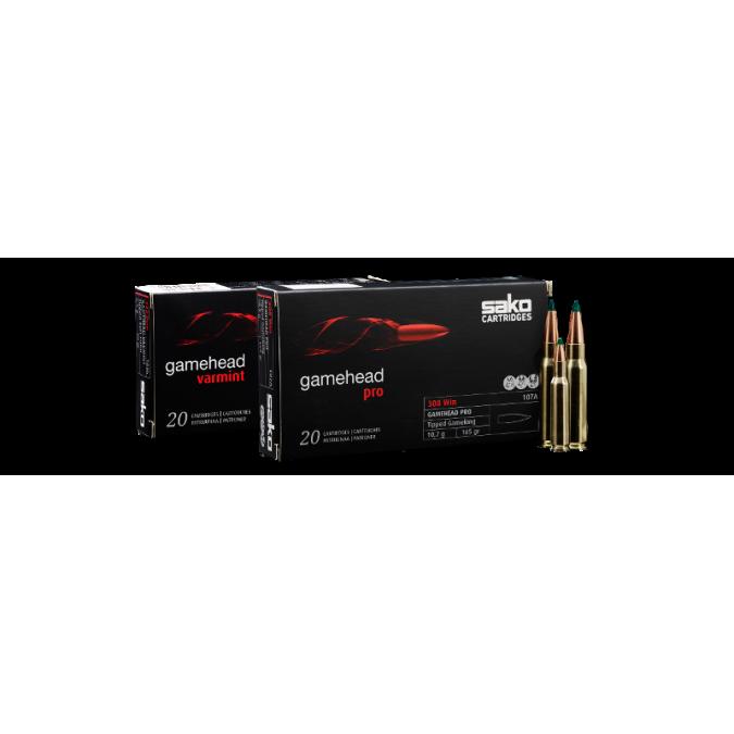 Sako Gamehead Pro Ammunition