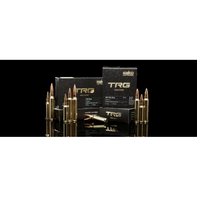 Sako TRG Precision Ammunition